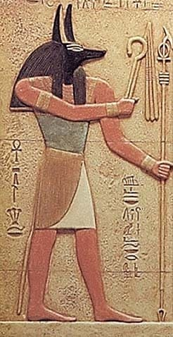 Анубіс. Міфологія Давнього Єгипту