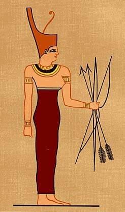 Нейт. Міфологія Давнього Єгипту