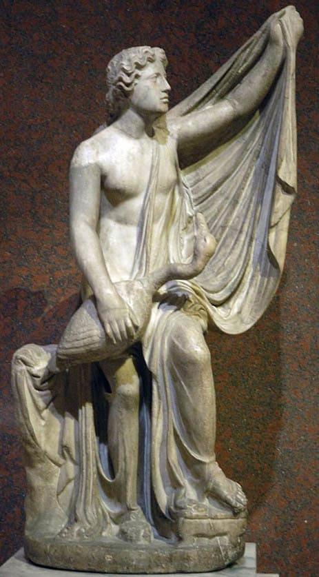 Леда. Міфологія Давньої Греції