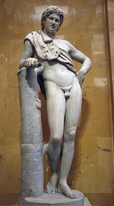 Сатири. Міфологія Давньої Греції