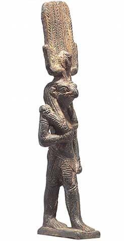 Монту. Міфологія Давнього Єгипту