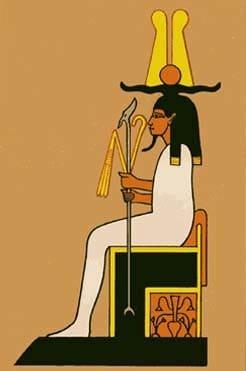 Татенен. Міфологія Давнього Єгипту