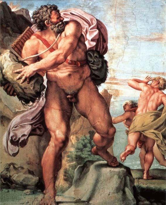 Пригоди Одіссея. Одіссея. М. А. Кун. Легенди і міфи Давньої Греції