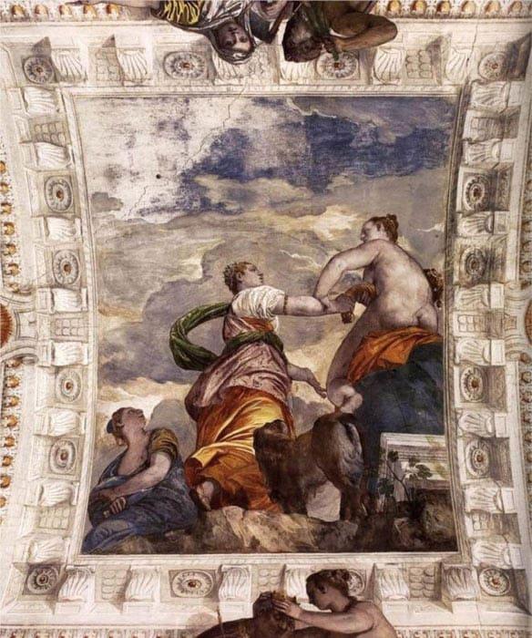 Римська богиня Фортуна — Богиня щастя, випадку і вдачі