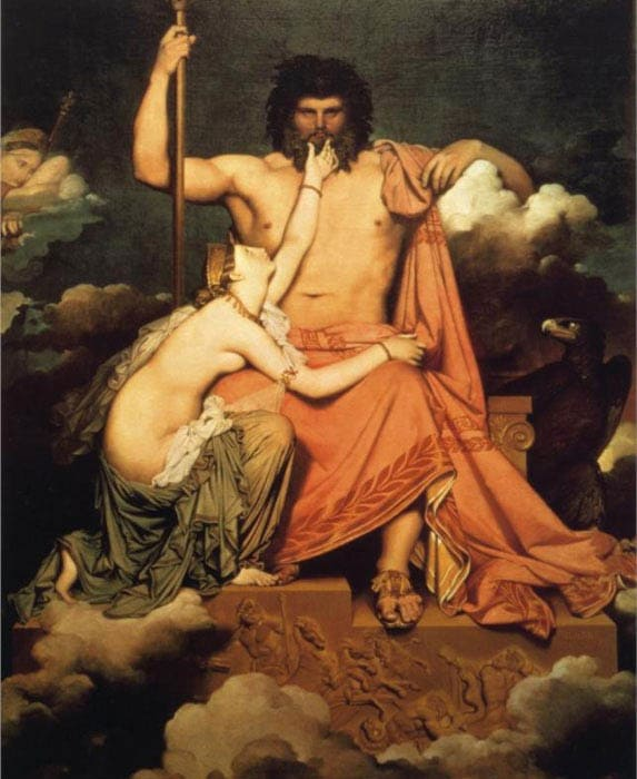 Фетіда. Міфологія Давньої Греції