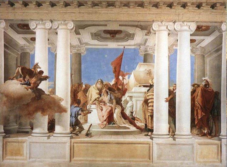 Іфігенія. Міфологія Давньої Греції