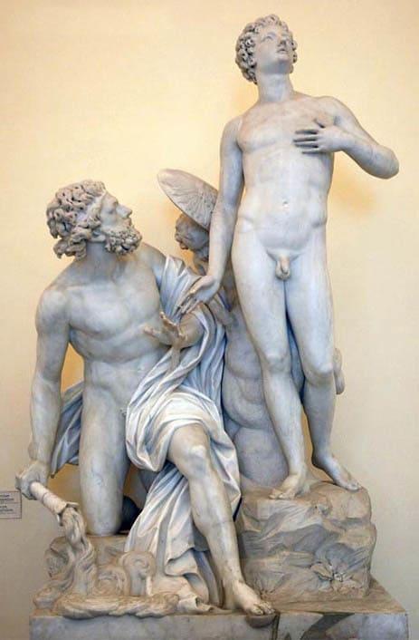 Титан Прометей. Міфологія Давньої Греції